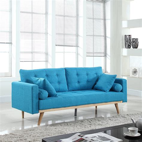 pastel blue sofa light blue sectional sofa light blue suede sectional