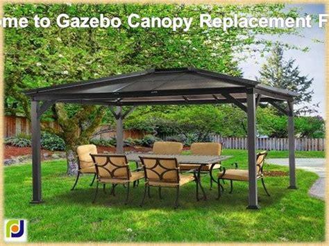fabric gazebo welcome to gazebo canopy replacement fabric authorstream