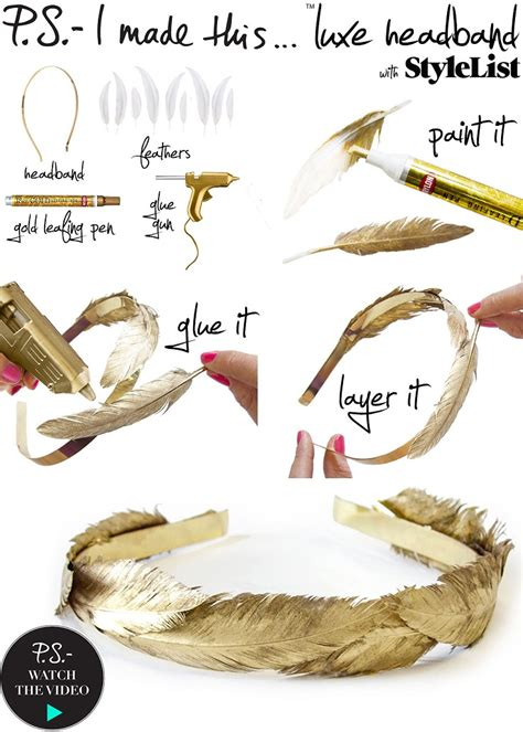Easy Accessories Diy by Top 10 Easy Beautiful Diy Hair Accessories Top Inspired