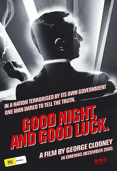 Good Night Good Luck 2005 Kagablog 187 146 Good Night And Good Luck George Clooney 2005 Usa