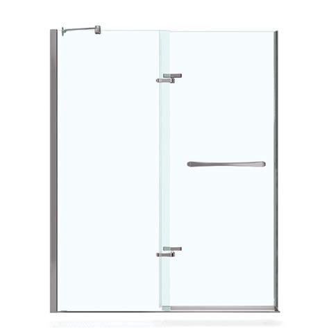 Quot Reveal Quot Pivot Shower Door Rona Reveal Shower Door