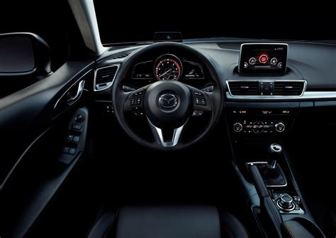 Mazda 3 Interior by The Real Changer The 2015 Mazda3 Automiddleeast