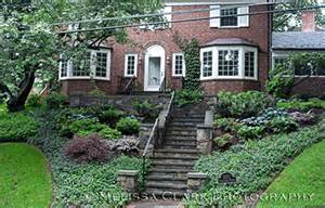 steep front yard landscaping ideas conquering the hill garden shoots