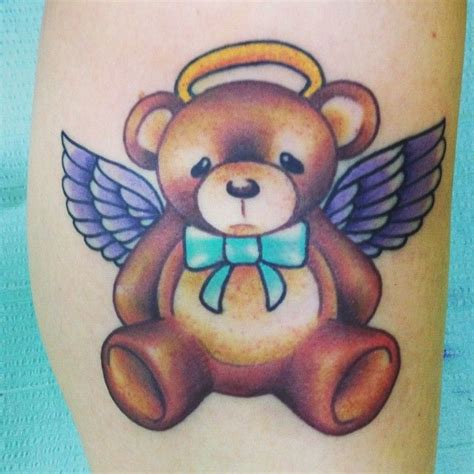 teddy bear tattoos designs 8 best images about tattoos on nancy dell olio