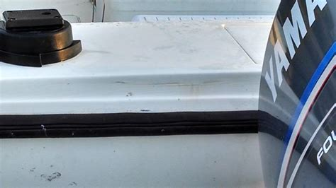 boat transom cost cost of rebuilding a transom the hull truth boating