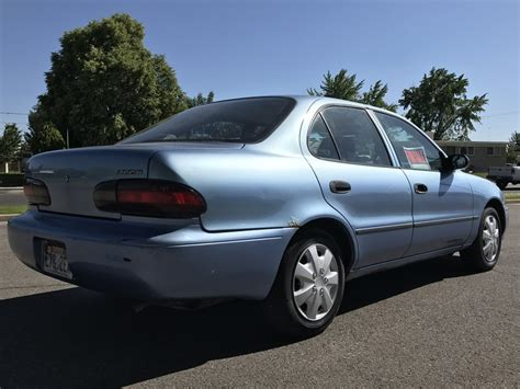 how petrol cars work 1995 geo prizm spare parts catalogs blue geo prizm for sale used cars on buysellsearch