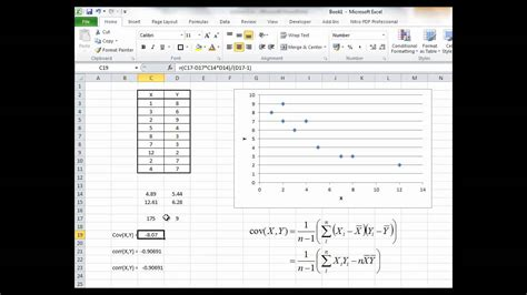 bfip13 calculating sle covariance and correlation with