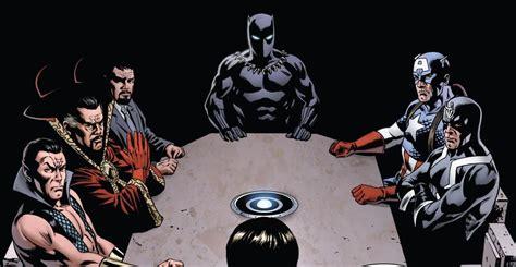 gli illuminati marvel did marvel get the fantastic four rights back