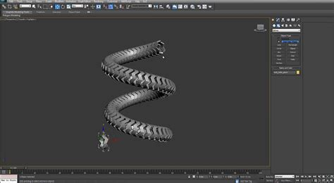 3d studio max tutorials computer graphics digital art cloning geometry along splines in 3ds maxcomputer graphics
