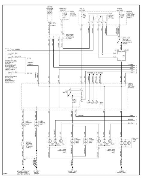 toyota tacoma brake light fuse 2001 toyota tacoma catalytic converter autos post