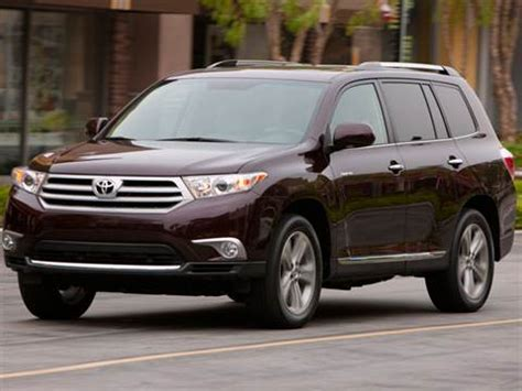 blue book value used cars 2012 toyota highlander electronic toll collection 2012 toyota highlander pricing ratings reviews kelley blue book