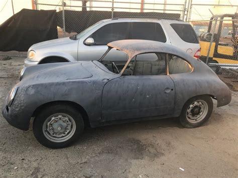 Project Porsche For Sale by 1960 Porsche 356 S Project For Sale