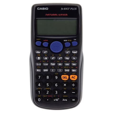 Casio Kalkulator Calculator Casio Fx Fx 50f Ii Fx 50f Ii casio fx 83gtplus scientific calculator office owl