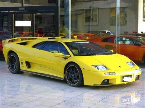 Lamborghini Diablo 2001 2001 Lamborghini Diablo For Sale 6 0 Gasoline Manual