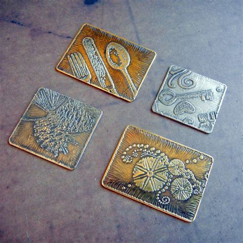 how to make brass jewelry diy copper etching tutorial rings and things