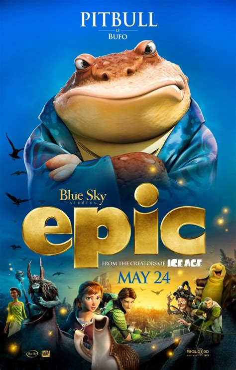epic film bufo pitbull is bufo a toad with an attitude in star studded