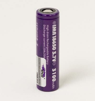 Efest Purple Imr 18650 Li Mn Battery 3 7v 35a Ungu Flat Top 2500mah 1 efest purple imr 18650 li mn battery 3100mah 3 7v 20a with flat top 18650v1 purple