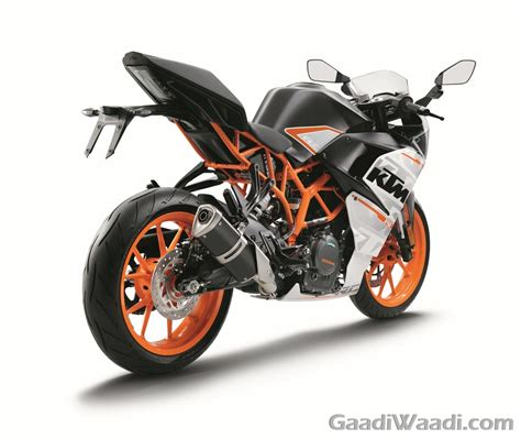 Ktm India 390 2016 Ktm Rc 390 Facelift Unvieled Get S Slipper Clutch