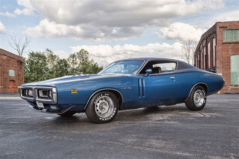 How Fast Does A Dodge Charger Go 1971 Dodge Charger Fast Classic Cars