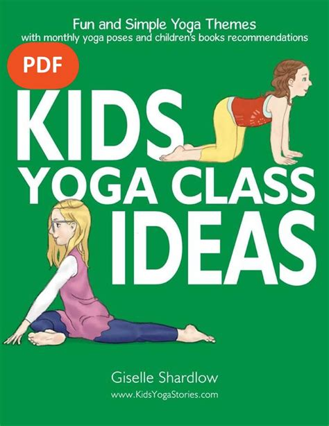 you are a and other poses books class ideas pdf