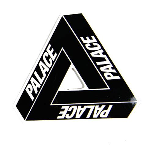Palace Sticker palace tri ferg sticker in stock at spot skate shop
