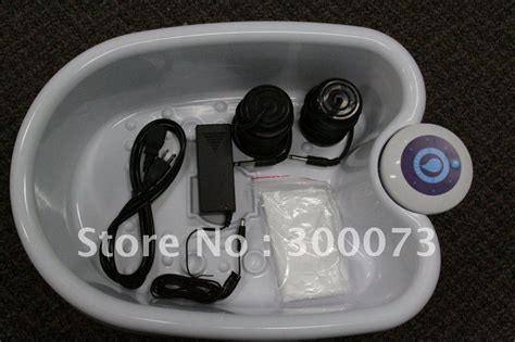 Detox Foot Spa Machine Price In Pakistan by New Ion Ionic Detox Foot Bath Cleanse Spa Machine Tub In
