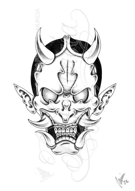 japanese tattoo good vs evil evil hannya shadow by dfmurcia on deviantart