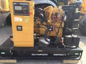 olympian gep50 7 diesel generators price 163 5 000 year