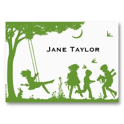 Children S Business Cards Templates 1000 images about business cards for on