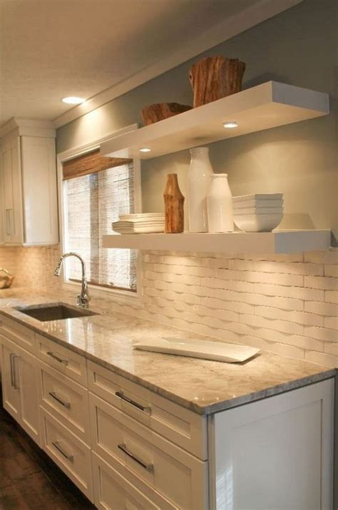 backsplashes for white kitchens 35 beautiful kitchen backsplash ideas hative