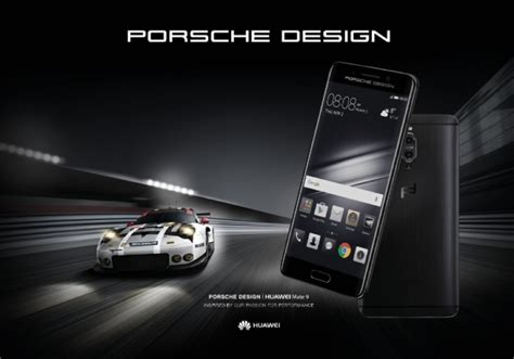 porsche design phone mate 9 huawei mate 9 porsche design