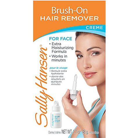sally hansen brush on hair brush on hair remover ulta