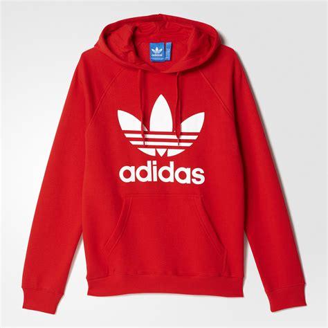 Adidas Trefoil Hoodie originals trefoil hoodie