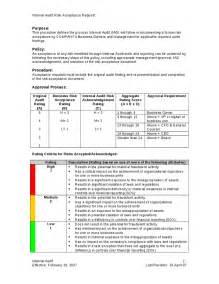 audit follow up template audit follow up template audit deviation