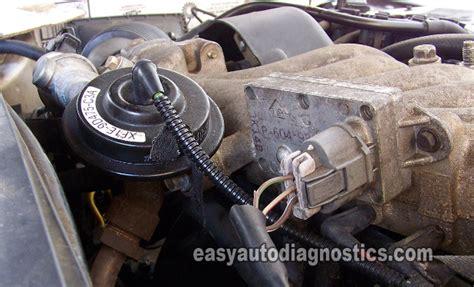 ford escape egr vacuum solenoid valve wiring diagrams