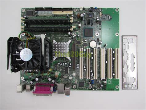 Ram Cpu Pentium 4 intel d865gbf d865perc motherboard c25843 408 pentium 4 2 4ghz cpu 1gb ram ebay