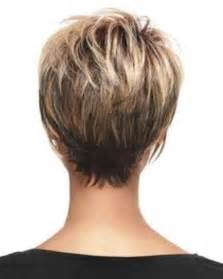 hair styles with front and stacked back very short stacked hairstyles short hairstyles back view