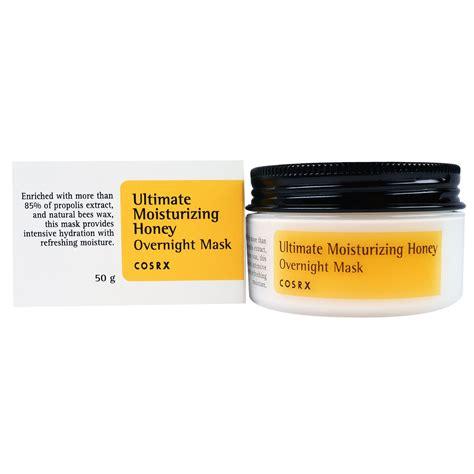 Diskon Cosrx Ultimate Moisturizing Honey Overnight Mask 60ml cosrx ultimate moisturizing honey overnight mask 50 g iherb