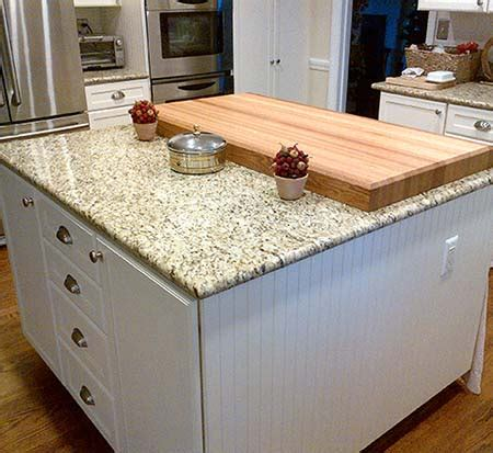 searching for unfinished butcher block slabs