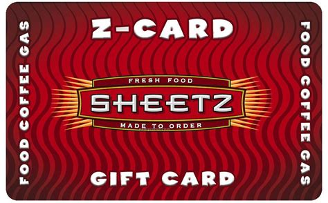 Do They Sell Gift Cards At Gas Stations - sheetz gift card