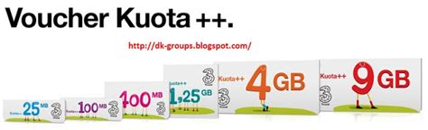 Voucher 3 Tri Three Data 4gb jual tembak paket pulsa data three harga murah distributor pulsa semua operator