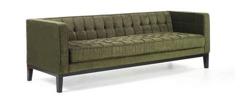 green chenille fabric modern roxbury sofa loveseat w options