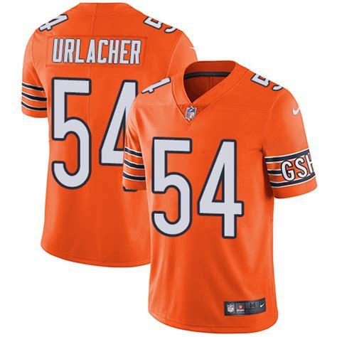 youth white brian urlacher 54 jersey popular p 377 elite brian urlacher mens jersey chicago bears 54 lights