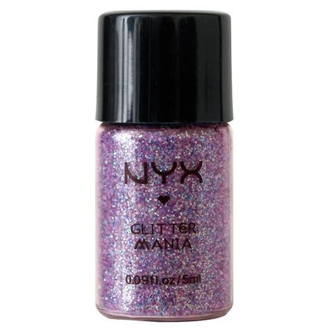 Eyeshadow Glitter Nyx nyx eyeshadow glitter purple all things purple