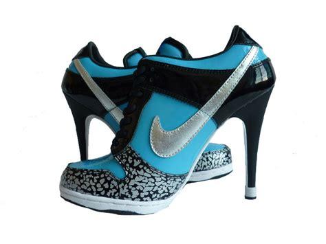 womens nike high heels fashion shoes