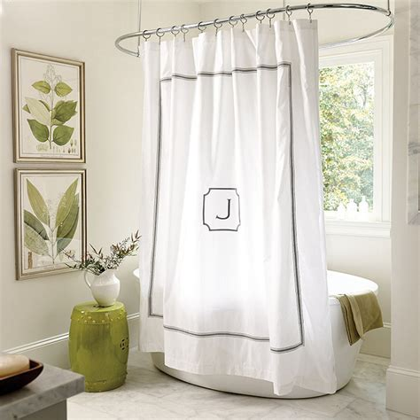 ballard design curtains amelie embroidered shower curtain gray ballard designs