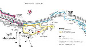 map of vail colorado about property 1119 ptarmigan road in vail colorado