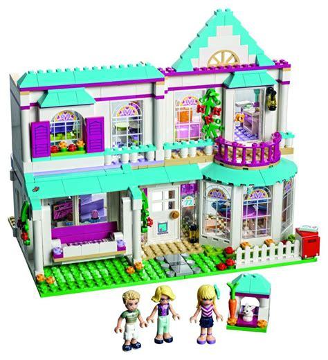 lego friends huis olivia lego friends stephanies huis 41314 lego speelgoed