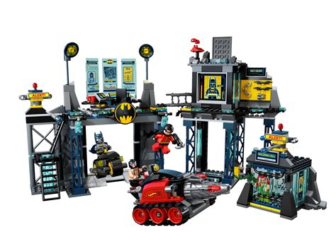 Set Batman by Lego Batcave 2012 Set 6860 Lego Heroes