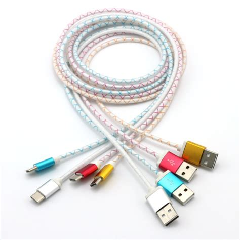 Aluminium Pattern Usb Type C To Usb 2 0 1 Meter Murah aluminium pattern usb type c to usb 2 0 1 meter